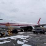 Перевозчик Sigma Airlines зарегистрировал первый в Казахстане самолет Boeing 747