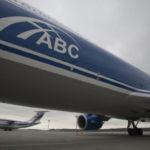 Авиакомпания AirBridgeCargo приняла новый самолет Boeing 747-8F